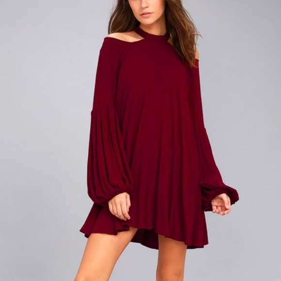 Free People Tops - Free People Cold Shoulder Tunic